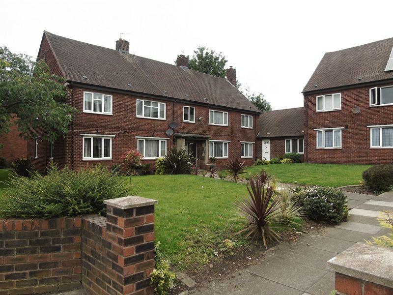 Fairhurst Terrace