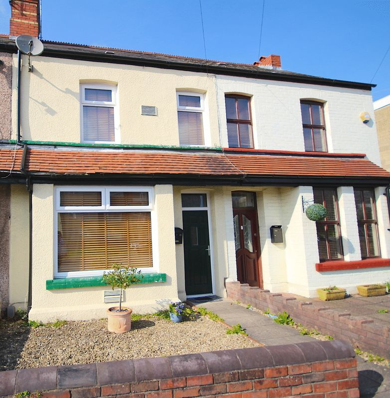 2 Bedrooms Terraced House for sale in Tyn Y Parc Road, Whitchurch Cardiff
