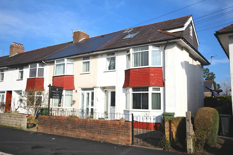 4 Bedrooms Terraced House for sale in Caerphilly Road, Cardiff