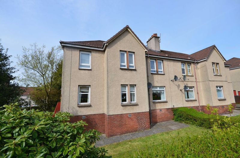 3 Bedrooms Flat for sale in Manse Road, Kilsyth