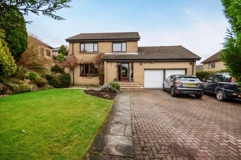4 Bedrooms Detached House for sale in Mid Barrwood Road, Kilsyth