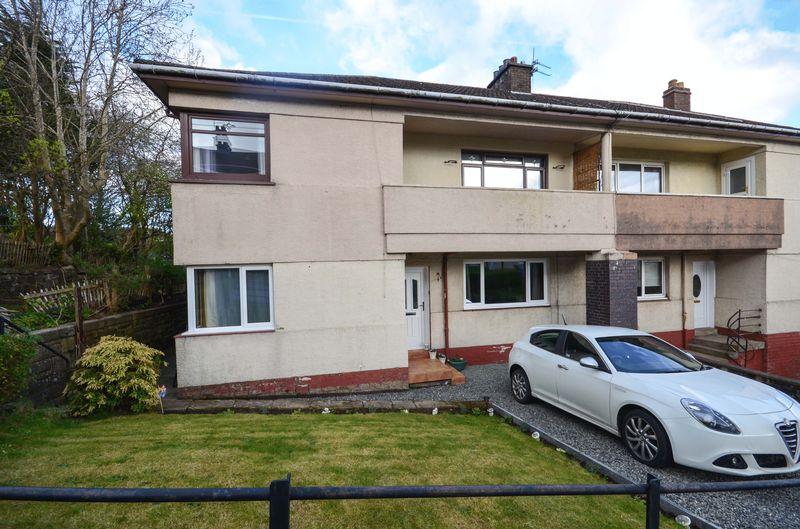 2 Bedrooms Flat for sale in Kingsway, Kilsyth