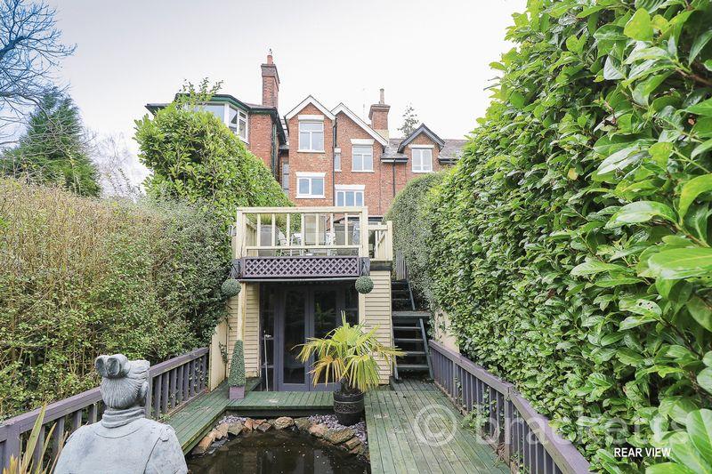 3 Bedrooms Terraced House for sale in Sandhurst Road, Tunbridge Wells