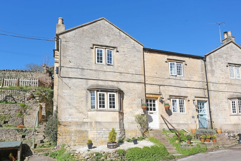 2 Bedrooms Terraced House for sale in The Hollow, Chippenham