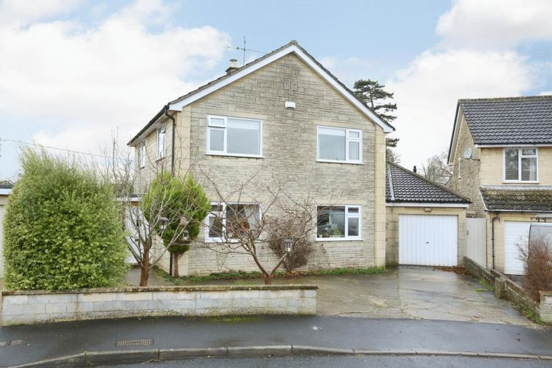4 Bedrooms Property for sale in Brookfield Rise Whitley, Melksham