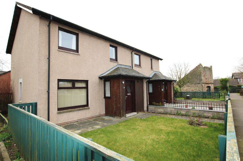 3 Bedrooms Semi Detached House for sale in Steading Place, Arbroath