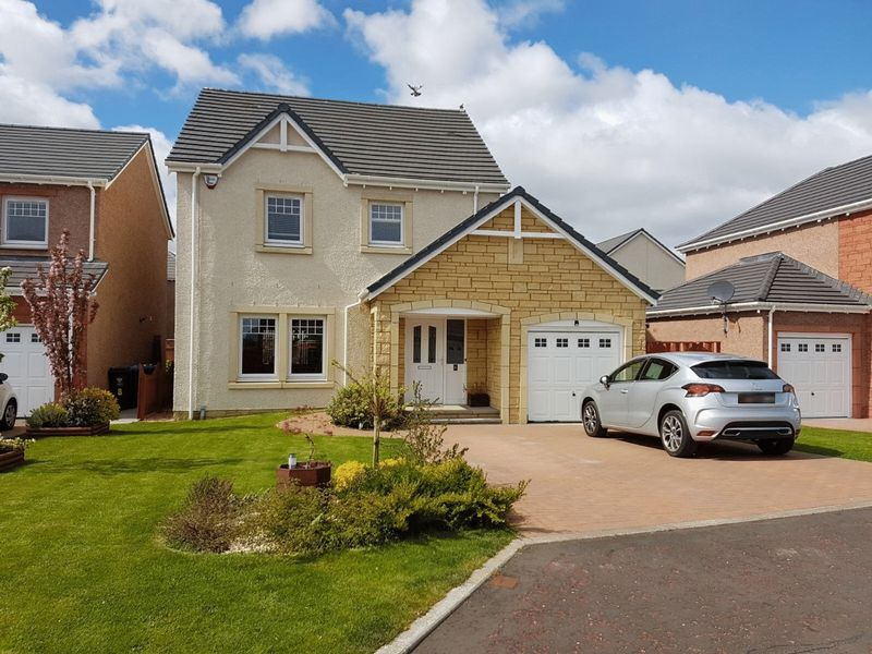 4 Bedrooms Detached House for sale in Horse Gage Place, Perth