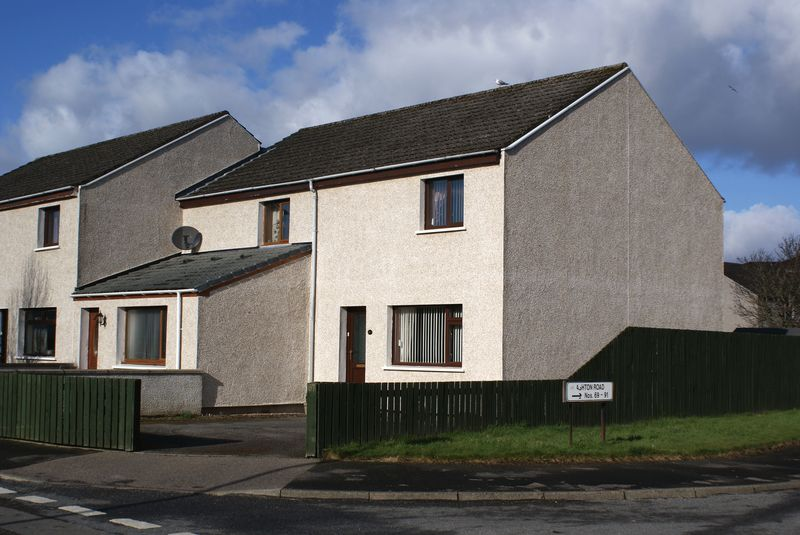 2 Bedrooms Terraced House for sale in Great Value 2 Bedroom House Ashton Road, Inverness
