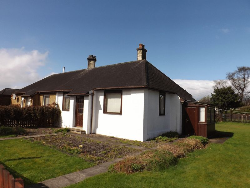 2 Bedrooms Cottage House for sale in Two Bedroom Grosvenor Road, Invergordon