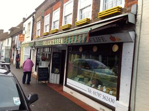Delicatessen Business with fixtures and fittings in the centre of New Romney. For Sale  £38,000 - Photo 2