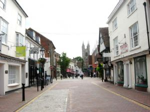 2nd Floor Offices TO LET in Ashford's central commercial area£5,200 - Photo 3