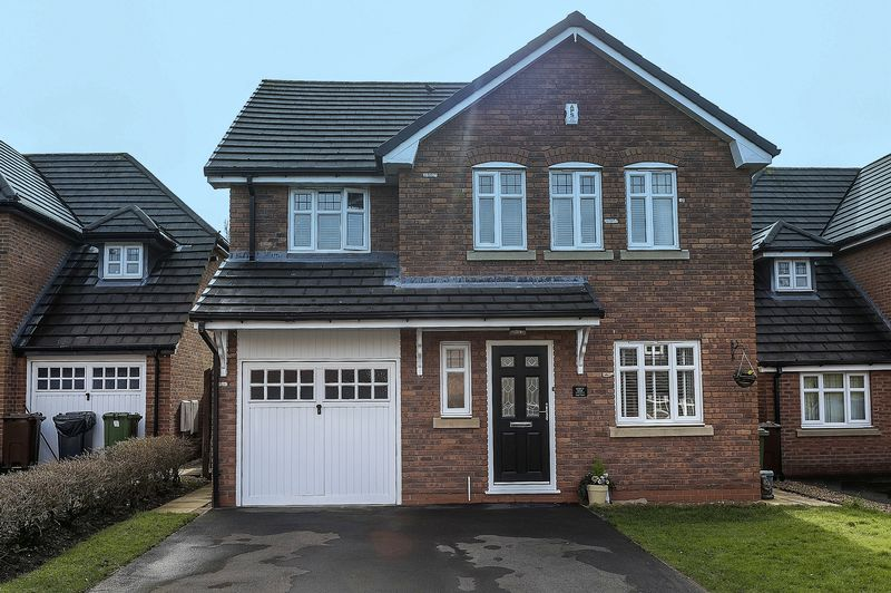 4 Bedrooms Detached House for sale in Weld Blundell Avenue, Lydiate
