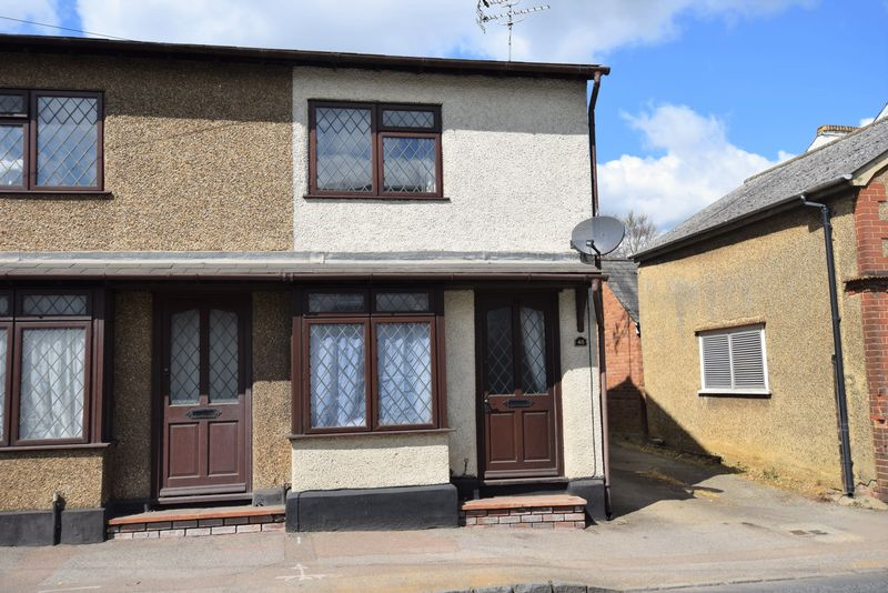 2 Bedrooms Terraced House for sale in High Street, Toddington