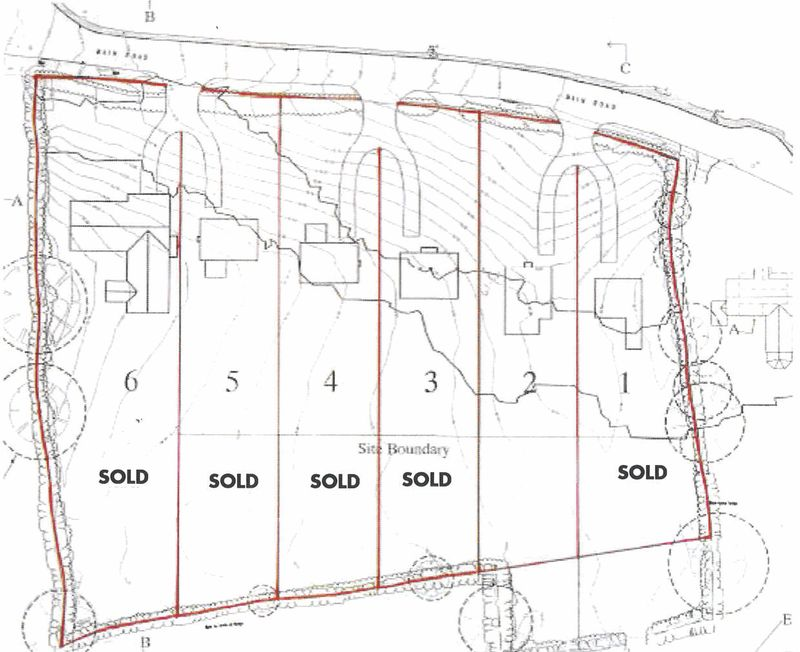 Land Commercial for sale in BUILDING PLOT, Main Road, Hundleby, Spilsby