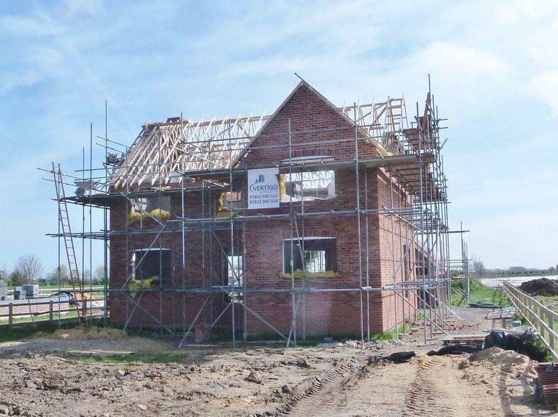 4 Bedrooms Detached House for sale in Croft Bank, Croft, Near Skegness