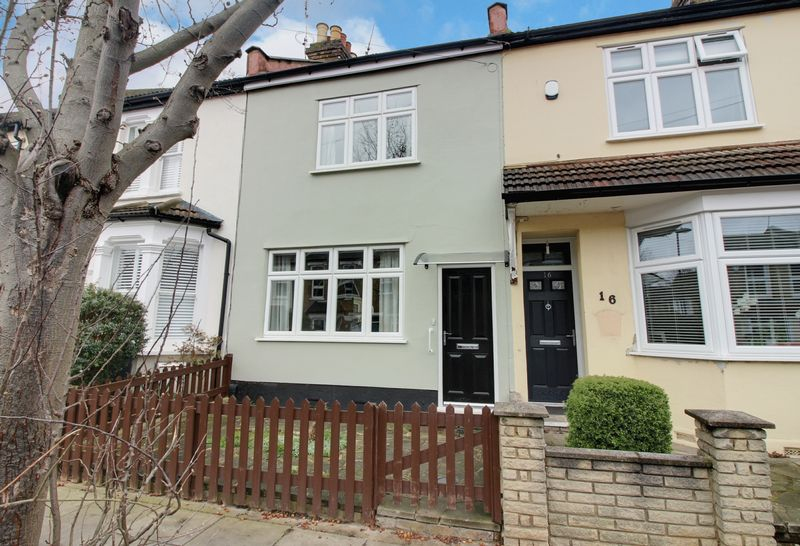 2 Bedrooms Terraced House for sale in Gordon Road, Enfield