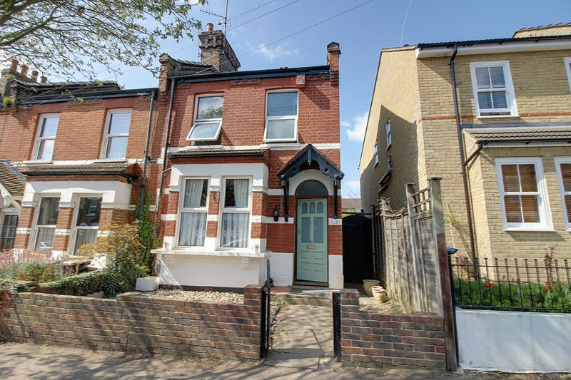 3 Bedrooms Terraced House for sale in Birkbeck Road, Enfield