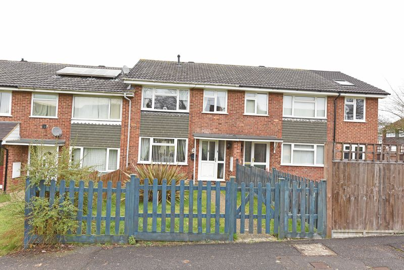 3 Bedrooms Terraced House for sale in Britten Road, Basingstoke