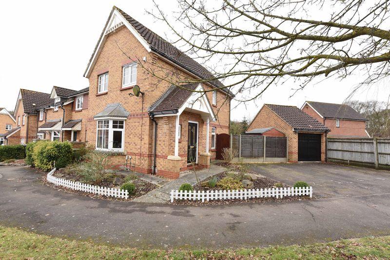3 Bedrooms House for sale in Julius Close, Basingstoke