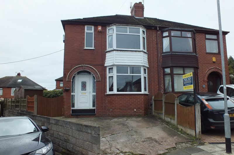 3 Bedrooms Semi Detached House for sale in Emery Avenue, Sneyd Green, Stoke-On-Trent
