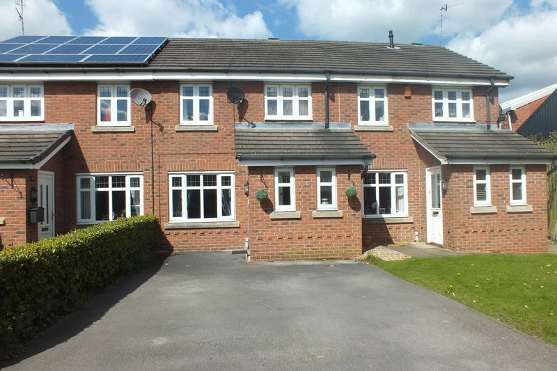 3 Bedrooms Semi Detached House for sale in John Rhodes Way, Tunstall, Stoke-On-Trent