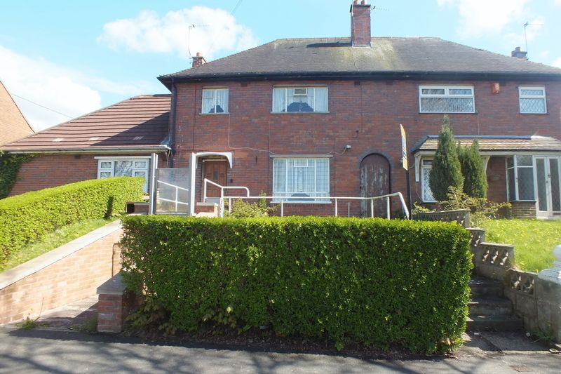 3 Bedrooms Semi Detached House for sale in Irene Avenue, Tunstall, Stoke-On-Trent