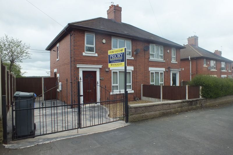 2 Bedrooms Semi Detached House for sale in Sherwin Road, Stanfields, Stoke-On-Trent