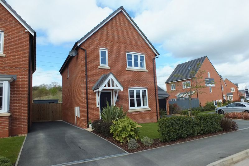 3 Bedrooms House for sale in Carsington Drive, Sandyford, Stoke-On-Trent