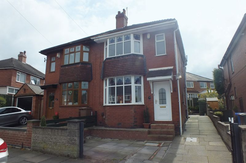 2 Bedrooms Semi Detached House for sale in Northam Road, Sneyd Green, Stoke-On-Trent
