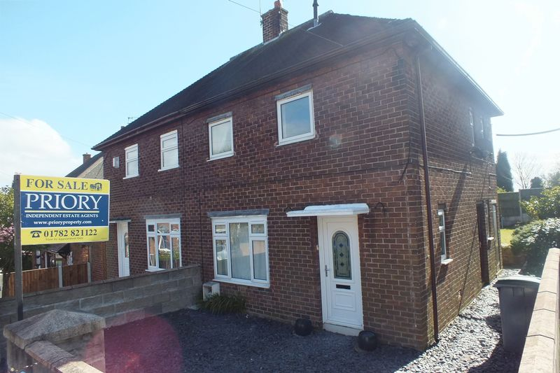 2 Bedrooms Semi Detached House for sale in Withington Road, Fegg Hayes, Stoke-On-Trent