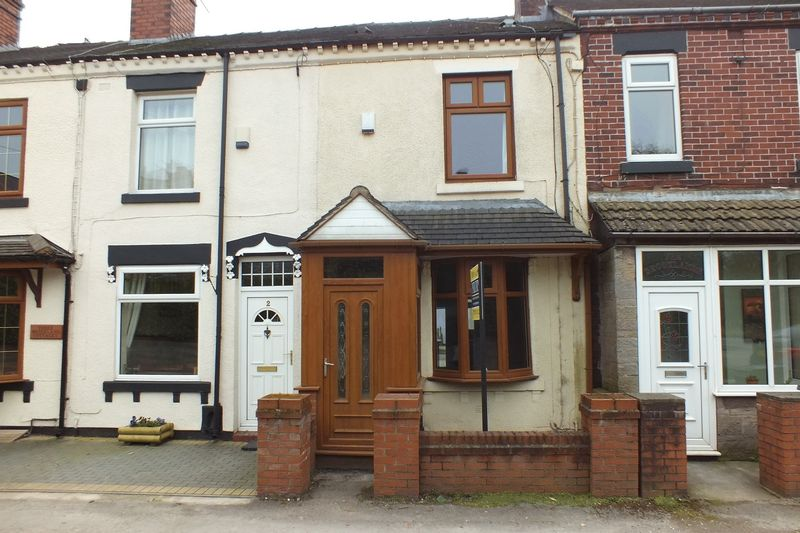 2 Bedrooms Terraced House for sale in Goldenhill, Stoke-On-Trent