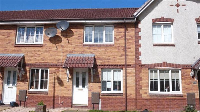 2 Bedrooms Terraced House for sale in Acer Grove, Chapelhall, Airdrie