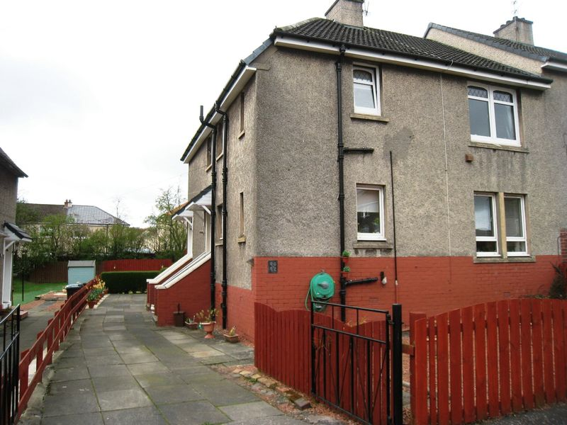 2 Bedrooms Flat for sale in Barrowfield Street, Barrowfield, Coatbridge