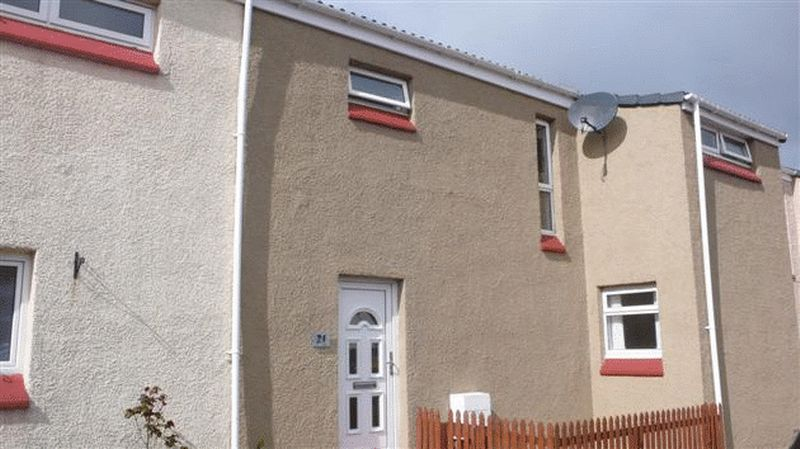 3 Bedrooms Terraced House for sale in Smithyends, The Village, Cumbernauld