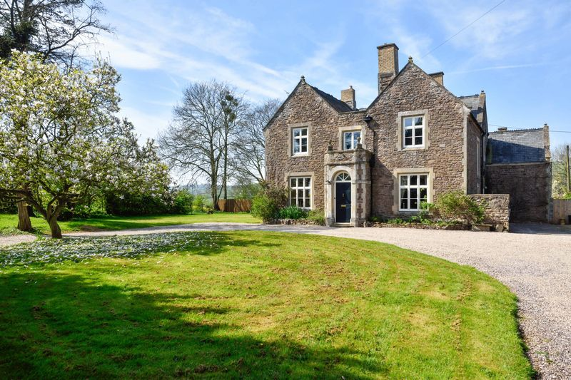 5 Bedrooms House for sale in Unique Period 5 Bedroom Family Home, Dinedor, Hereford, HR2 6LQ