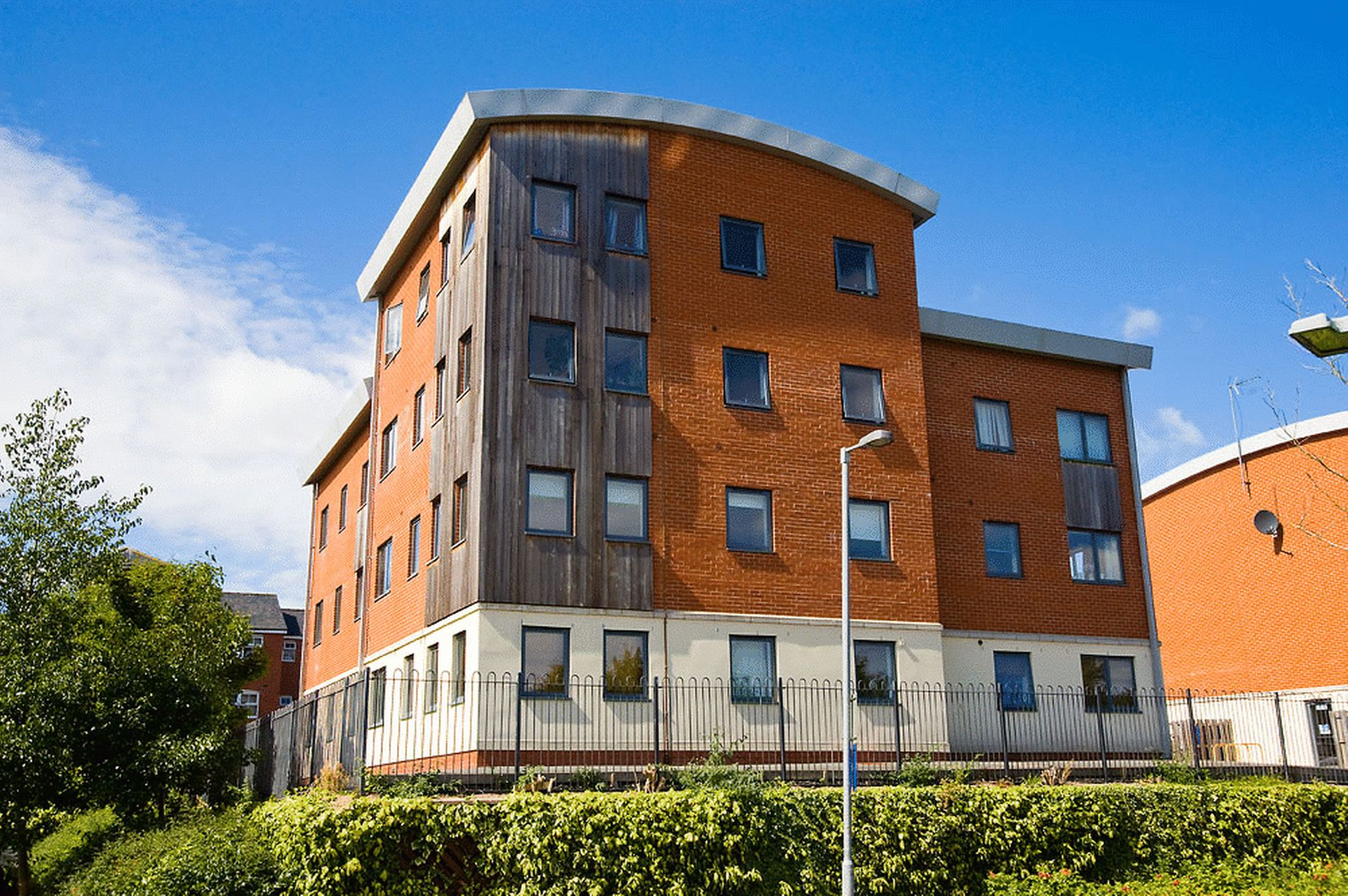 2 Bedrooms Flat for sale in Pomona Place, Whitecross, Hereford, HR4 0EF