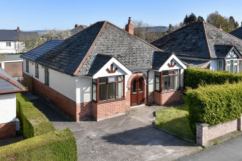 3 Bedrooms Detached Bungalow for sale in Home Lane, Hereford, HR2 7LT