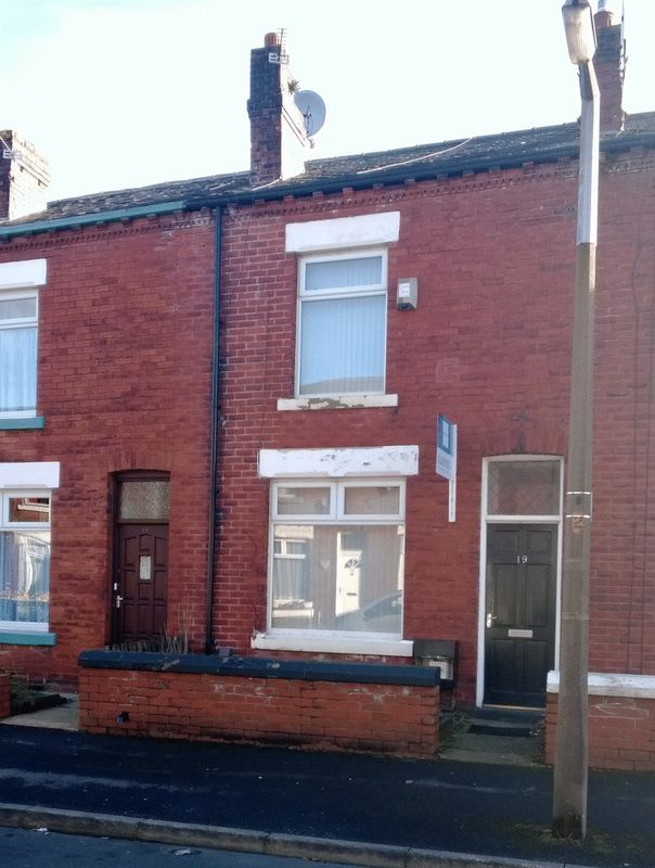 2 Bedrooms Terraced House for sale in Sunlight rd