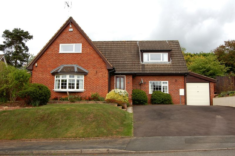 3 Bedrooms Detached House for sale in Auden Close, Monmouth