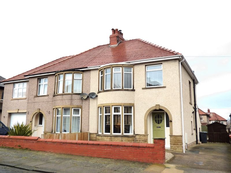 3 Bedrooms Semi Detached House for sale in Lowther Avenue, Torrisholme