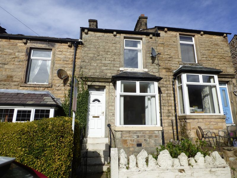 2 Bedrooms Terraced House for sale in Park Road, Lancaster