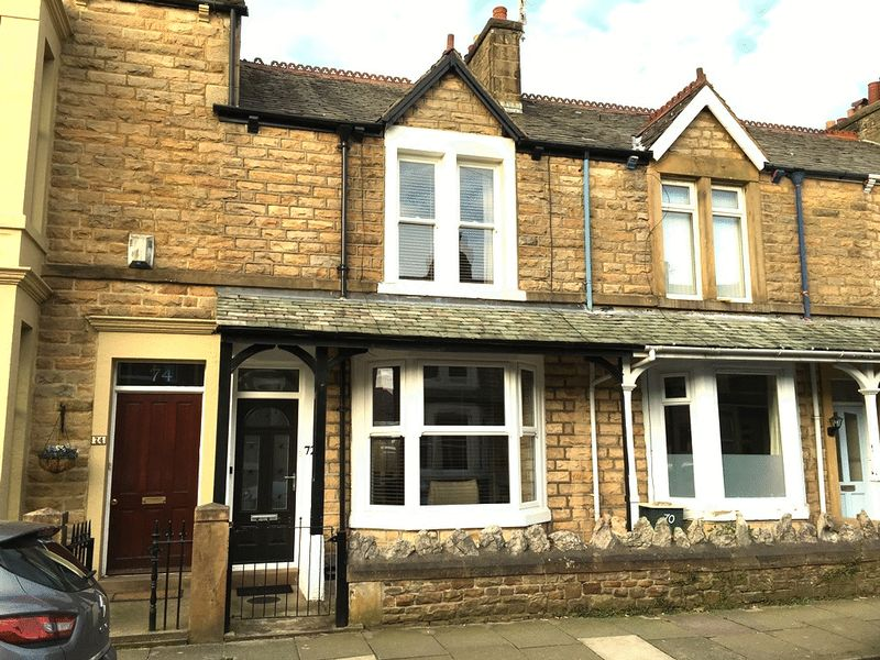 3 Bedrooms Terraced House for sale in Vale Road, Lancaster