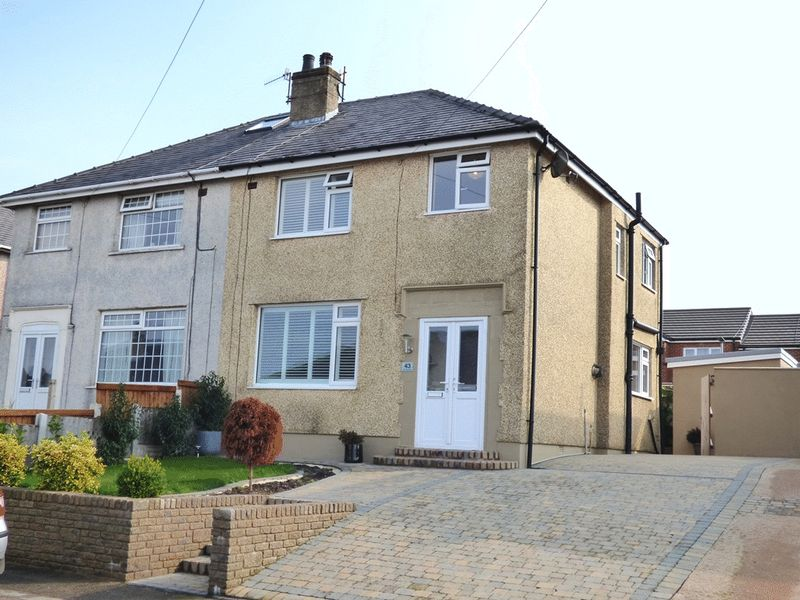 3 Bedrooms Semi Detached House for sale in Tan Hill Drive, Lancaster