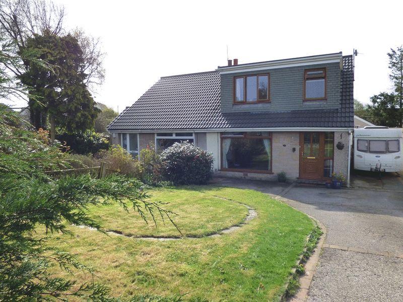 4 Bedrooms Semi Detached Bungalow for sale in Bridge Road, Nether Kellet