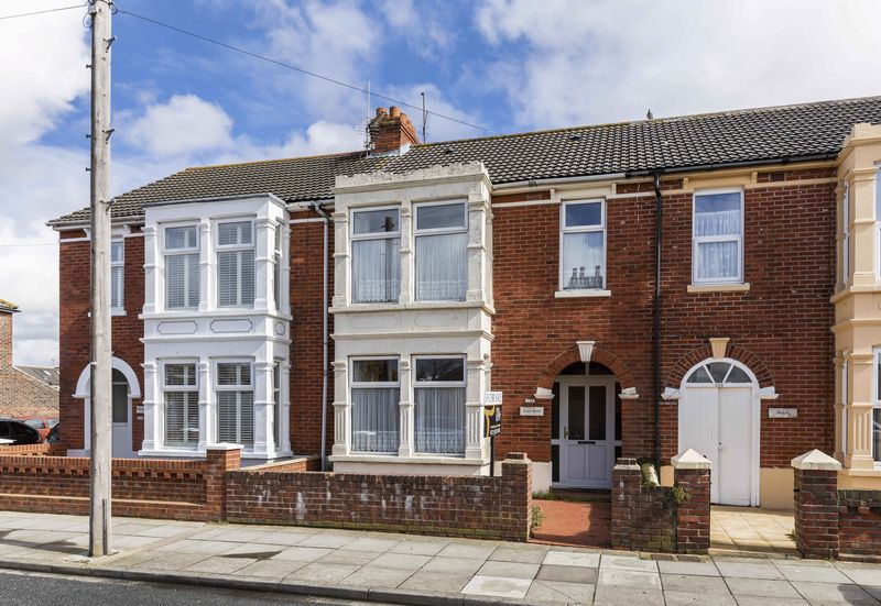 3 Bedrooms Terraced House for sale in Kensington Road, Copnor, Portsmouth
