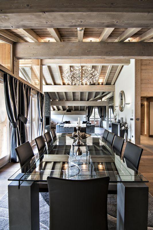 Courchevel - Stunning 5 bedroom Chalet