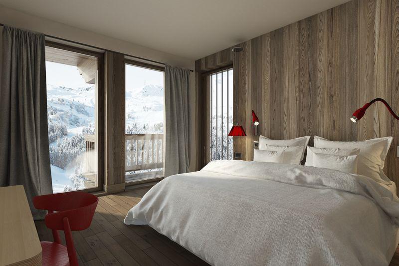 Meribel - Ski-in ski-out  3 bed Apartment - Three Valleys