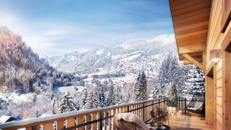 Chatel - 4 Seasons (3 beds)