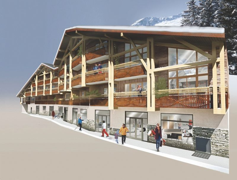 CHATEL - CHATEL SUPER CENTRE (3 BED) CHATEL