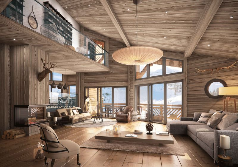 Avoriaz - Le Sancy Chalet
